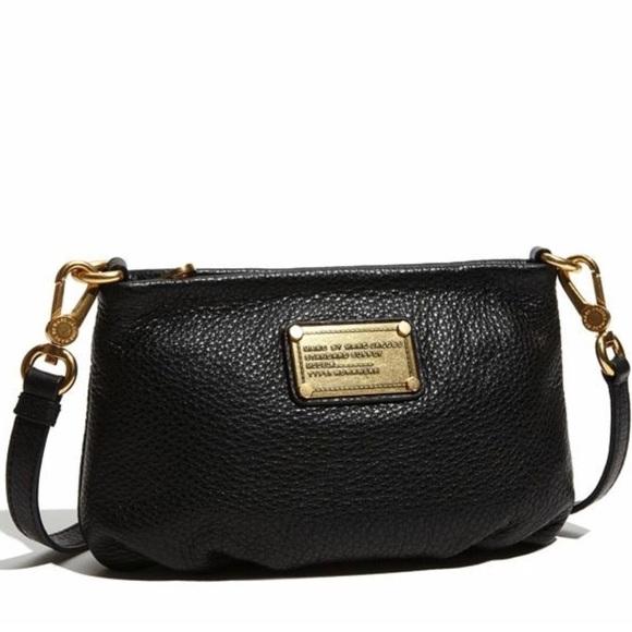 bd78e360e461 Marc Jacobs Classic Q Percy Crossbody Handbag
